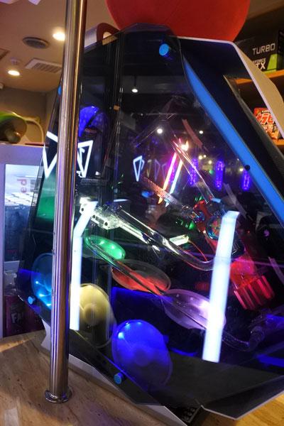 esportscafe水冷PC