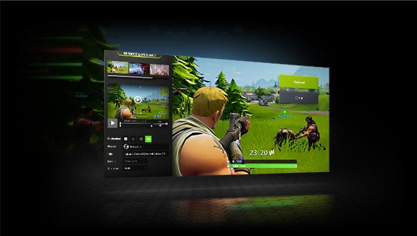 shadowplayのゲーム画面
