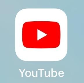 YouTubeアプリのアイコン