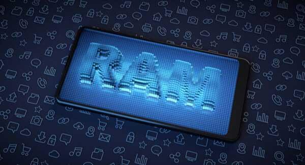 ゲーミングスマホのRAM