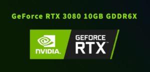 グラボも高性能なGeForxe RTX3080を搭載!