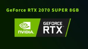 グラボはGeForce RTX 2070 SUPERでFPSも快適!